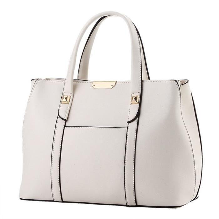 sac à main bleuEurope et la mode coréenne aux Etats-Unis Crossbody Styling épaule main no.5285