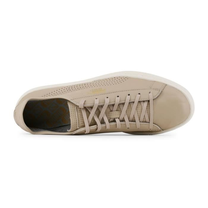 Puma - Baskets / Sneakers homme Classic Soft - Camel