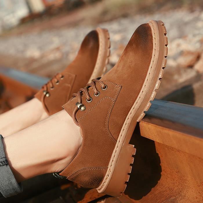 Mocassins homme Chaussures de villeChaussures loisir Chaussures populaires Confortables Nouveauté