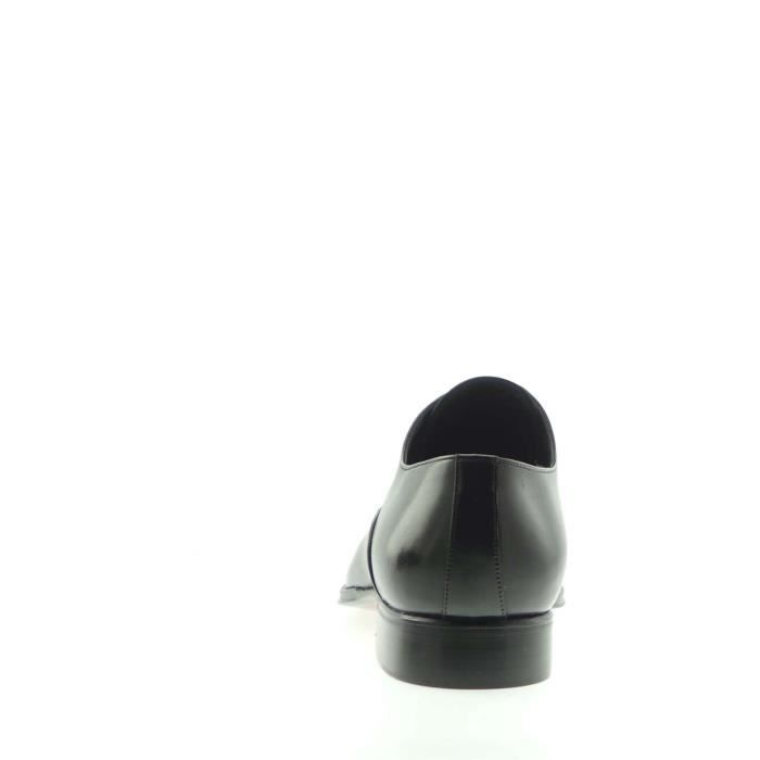 Melluso Lace Shoes Homme Black XNyEL