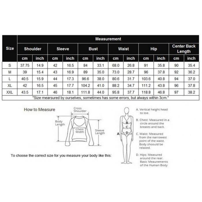 Femmes Robe taille haute3-4 Manche V-Cou Print Knee Fit et Flare Slim