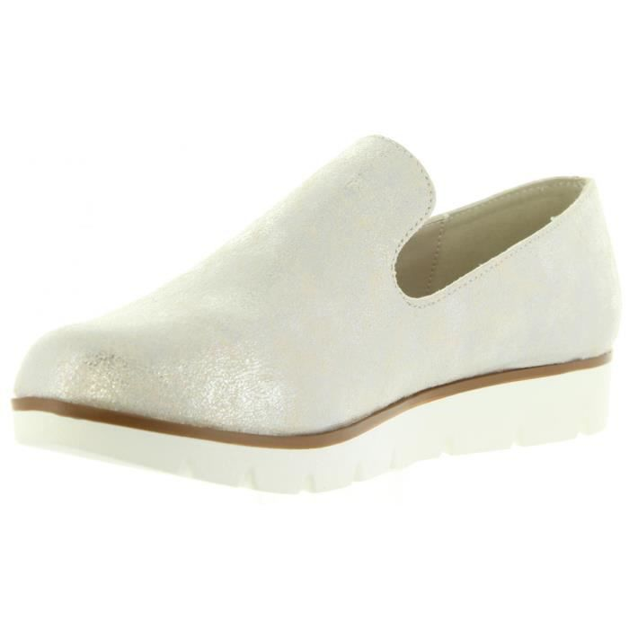 Chaussures pour Femme Top Way B719391-B7200 SILVER