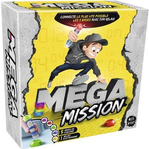 TF1 GAMES Jeu de Société - Méga Mission