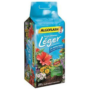 TERREAU - SABLE ALGOFLASH Terreau léger Universel - 25 L