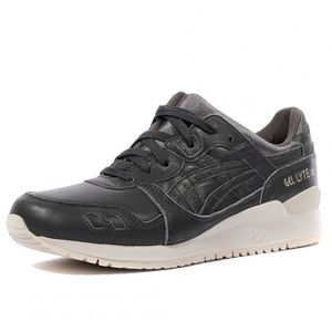 04ab4a6afe7 CHAUSSURES DE RUNNING Gel Lyte III Homme Chaussures Gris Asics 44 ...