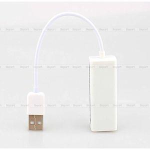 CARTE RÉSEAU  Carte Réseau USB 2.0 Ethernet 10/100 RJ45 Internet