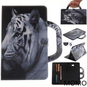 HOUSSE TABLETTE TACTILE Housse Tablette étui pour Samsung Galaxy Tab A6 10