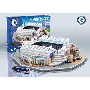 PUZZLE STADE 3D Puzzle Stamford Bridge Stadium - CHELSEA