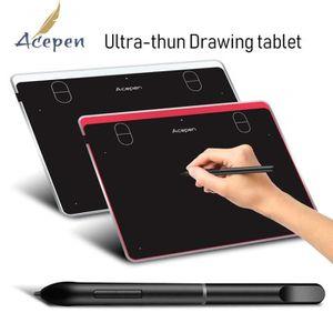 TABLETTE GRAPHIQUE Acepen Ap604 Tablette de Dessin électronique 6 × 4