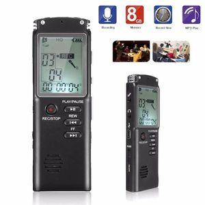 DICTAPHONE - MAGNETO. 32GB Dictaphone Enregistreur Numérique Enregistreu