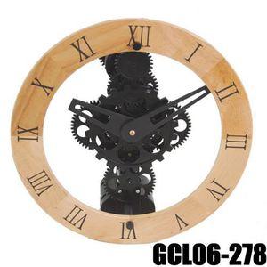 horloge avec engrenage achat vente horloge avec. Black Bedroom Furniture Sets. Home Design Ideas
