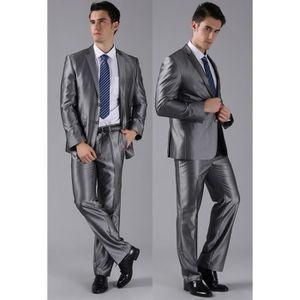 costume homme gris argent achat vente pas cher. Black Bedroom Furniture Sets. Home Design Ideas