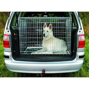 CAISSE DE TRANSPORT TRIXIE Cage de transport pour chien 109×79×71 cm
