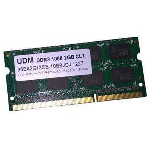 MÉMOIRE RAM 1Go RAM PC Portable UDM 96EA2G73CE-10BBJDJ SODIMM