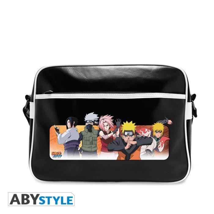 Sac Besace Naruto Shippuden - Groupe gentils - ABYstyle
