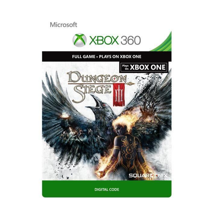 Dungeon Siege III Jeu Xbox 360 à télécharger