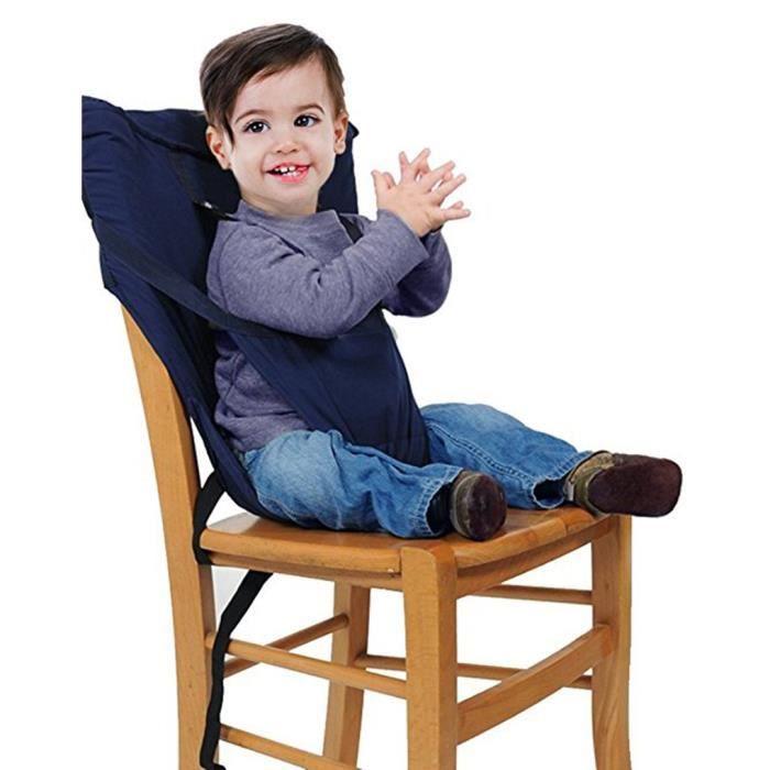 BOUCLIER DE PROTECTION Tissu De Voyage Portable Chaise Haute Sige