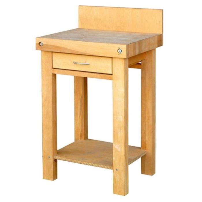 etabli de menuisier outilfrance 15500 achat vente etabli meuble atelier outifrance. Black Bedroom Furniture Sets. Home Design Ideas