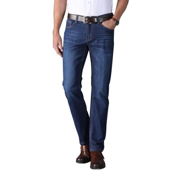Hugo Jeans Casual Boutique Fashion Pantalon Droit Coupe Homme 9HeDE2WIY