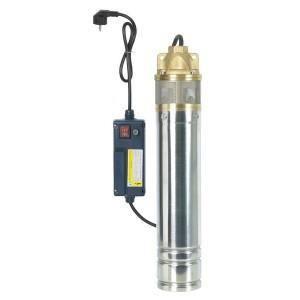 Incroyable POMPE GRANDE PROFONDEUR 60m 1 TURBINE LAITON - Achat / Vente pompe HS-44