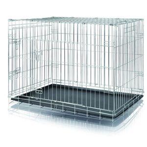 cage pour grand chien achat vente pas cher. Black Bedroom Furniture Sets. Home Design Ideas