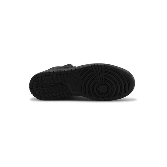 quality design cc354 d89b8 ... good basket air jordan 1 mid junior noir 554725 044 noir noir achat  vente basket black