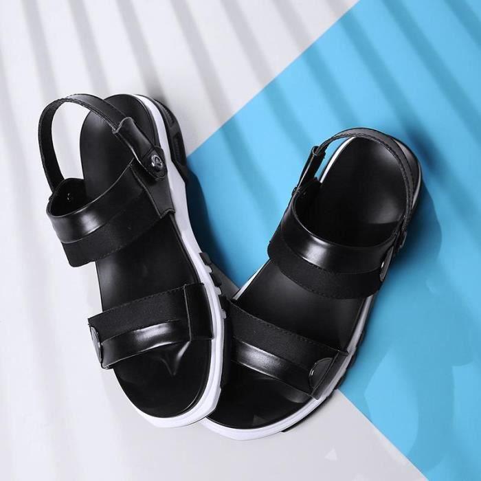 Créatif Simple Occasionnelles 2018 Été Hommes Mode Nouveaux Chaussures De La Sandales v0q4FSYAq
