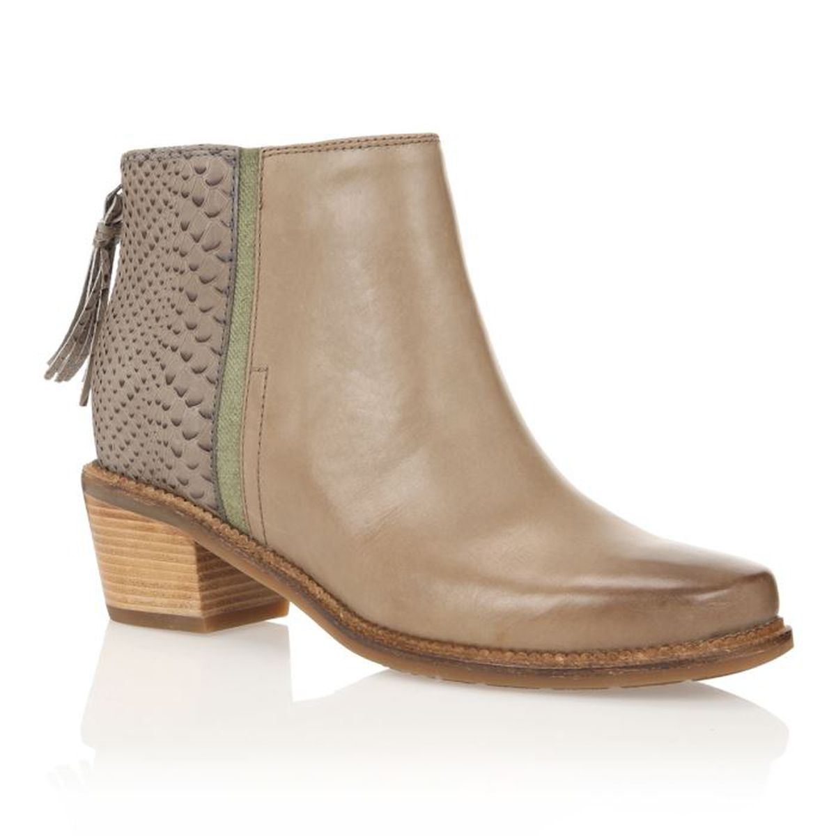 278e8a20780 HUSH PUPPIES Bottines Stella Cordell Femme femme Taupe - Achat ...