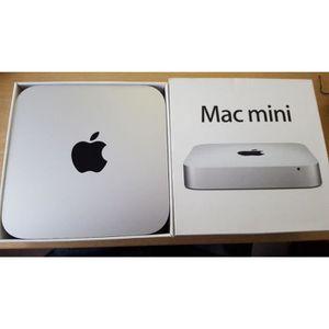 UNITÉ CENTRALE  Apple Mac Mini
