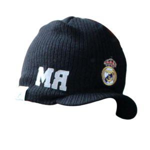 BONNET - CAGOULE Bonnet visisère Real de Madrid club Ronaldo CR7 Ar