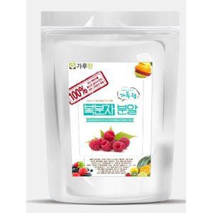 FRUITS SECS  Poudre de framboise 200g Naturel pur 100% pur thé