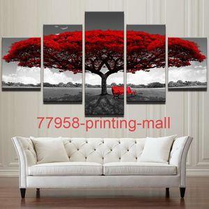 TABLEAU - TOILE printing mall Sans cadré (Pas de cadre)Tableau dec