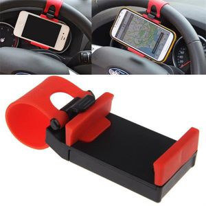 FIXATION - SUPPORT Auto Support Voiture Universel Fixation Volant