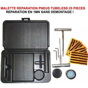 kit reparation pneu 4x4 achat vente kit reparation pneu 4x4 pas cher cdiscount. Black Bedroom Furniture Sets. Home Design Ideas