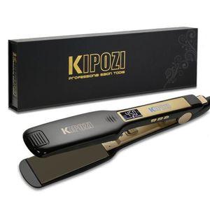 CASQUE DE COIFFURE KIPOZI Lisseur Cheveux Professionnel Fer à Lisser