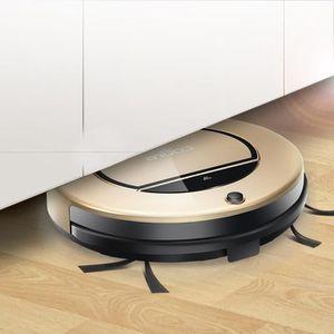 ASPIRATEUR ROBOT LESHP Pro Aspirateur Robot laveur intelligent nett