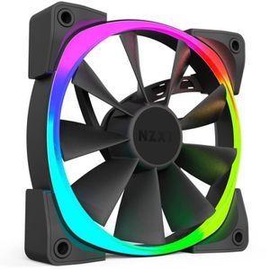 VENTILATION  NZXT Ventilateur PC à commande numérique Aer RGB -