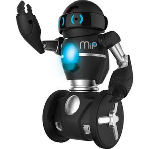 ROBOT - ANIMAL ANIMÉ WowWee MiP Robot intéractif Connecté - Noir