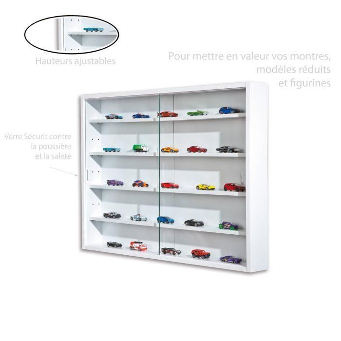Meuble vitrine miniature achat vente pas cher - Meuble vitrine pour collection ...