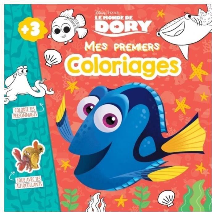 Livre de coloriage disney achat vente jeux et jouets - Livre de coloriage disney ...