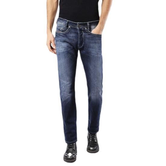 fead65d637c3 Vêtements homme Jeans Diesel Akee L32 Noir Noir - Achat   Vente ...