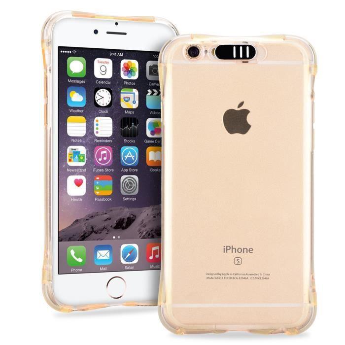 coque iphone 6 avec led