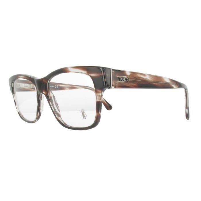 TODS Lunettes de vue TO5097-056-53 havana - Achat   Vente lunettes ... 8ee9bb214dbe