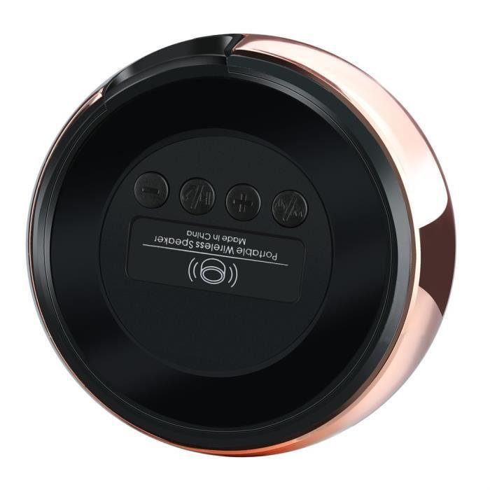 Haut-parleur Bluetooth Sans Fil D'extérieur Nouveau Mini Portable Inséré Carte Sd_mo3903