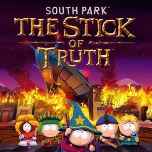 JEU XBOX 360 South Park Le Bâton De La Vérité Jeu XBOX 360
