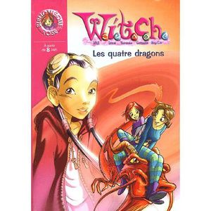 Livre 6-9 ANS Witch Tome 9