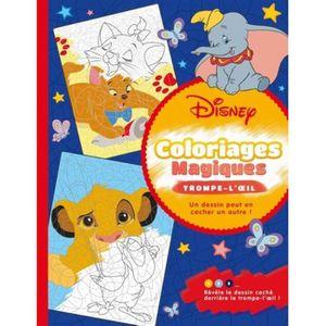 Coloriage magique disney achat vente jeux et jouets - Coloriage magique disney ...
