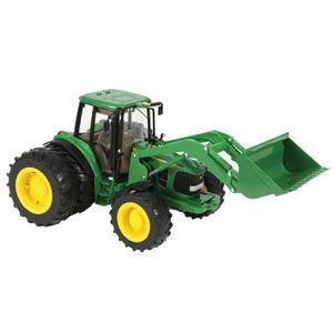 Tracteur JOHN DEERE 6830S - avec chargeur