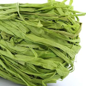 HEYDA Raphia végétal Vert tilleul 50g