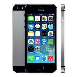 SMARTPHONE IPHONE 5 S 16GO NOIR